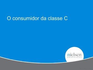 O consumidor da classe C - Apas