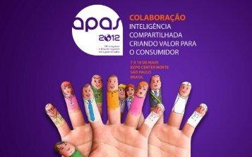 Pesquisa tendências do consumidor 2012 - Apas