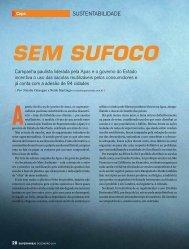 SEM SUFOCO - Apas