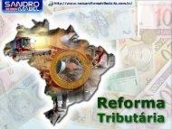 Reforma Tributária - Palestra de Sandro Mabel na APAS (09.10.2008)