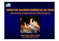 Palestra de Milton Dallari - Apas