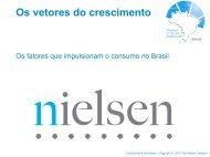 Os fatores que impulsionam o consumo no Brasil - Apas