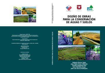 diseño de obras para la conservación de aguas y suelos