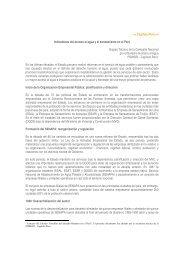 > Indicadores del acceso al ... - Portal Cuencas