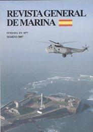 Revista General de Marina Marzo 2007 - Portal de Cultura de ...