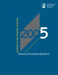 Síntese da Economia Brasileira 5Synthesis of the Brazilian ... - CNC