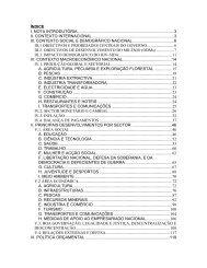 I Semestre de 2006 (PDF) - Portal do Governo de Moçambique