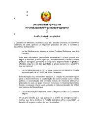 (29 SOCM) 29ª Sessão Ordinária - 09 de Dezembro 2008 - Portal do ...