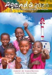 Agenda 2025 - Ministério da Planificação e Desenvolvimento
