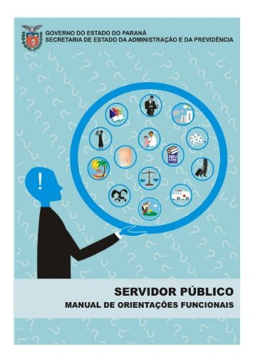 Manual de Orientações Funcionais - Portal do Servidor - Governo ...