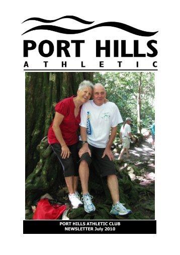 PHA Webletter Jul10.pub - Port Hills Athletic Club
