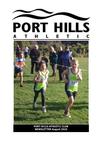 PHA Webletter Aug10.pub - Port Hills Athletic Club