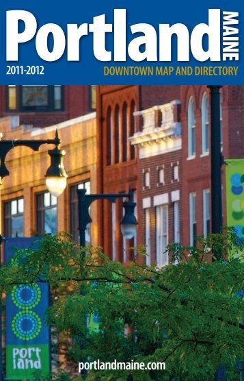 PDD Directory 2011-12 - Portland's Downtown District