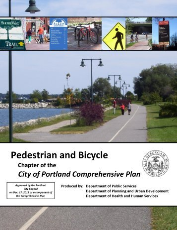 Pedestrian and Bicycle - City of Portland