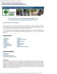 NYC Public Plaza Standards - City of Portland