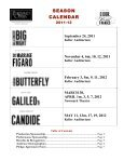 2011-12 SPONSORSHIP PACKAGES - Portland Opera - Page 2
