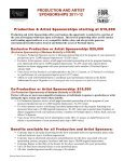 2011-12 SPONSORSHIP PACKAGES - Portland Opera - Page 3