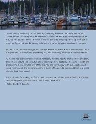 Testimonials - The Resort At Port Ludlow
