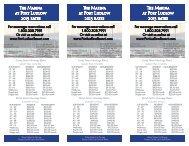 The Marina at Port Ludlow 2013 rates The Marina at Port Ludlow ...