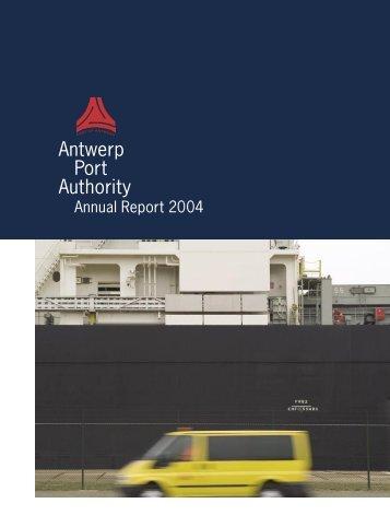 English - Port of Antwerp