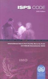 ISPS Code 2003 Edition - Port of Antwerp