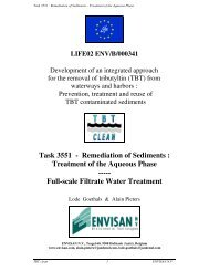 Task 3551 - Remediation of Sediments : Treatment ... - Port of Antwerp