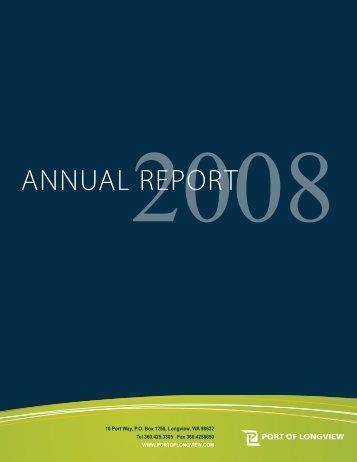 2008 - Port of Longview