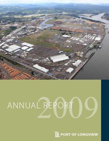 2009 - Port of Longview
