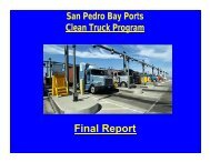Husing Presentation - Port of Los Angeles