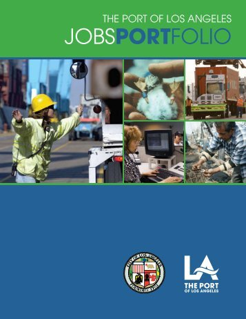 JOBSPORTFOLIO - The Port of Los Angeles