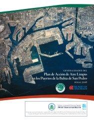 Plan de Acción de Aire Limpio en los Puertos de la Bahía de San ...