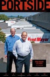 FRED MEYER DELIVERS - the Port of Portland