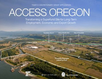 Access Oregon PDF - the Port of Portland