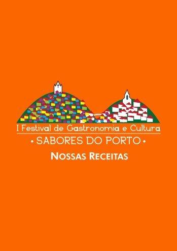 Livro de Receitas - Porto Maravilha