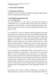 7 – VENTILAÇÃO E ILUMINAÇÃO 7.1 ... - Porto Maravilha