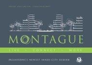 Montague Precinct Structure Plan - City of Port Phillip