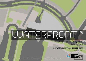 part 2: urban design advise background report 1 ... - City of Port Phillip