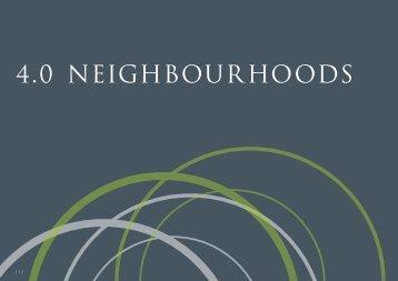 4.0 neigHbourHooDs - City of Port Phillip
