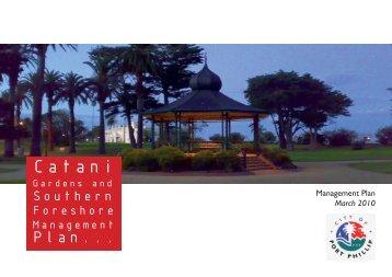 Catani Gardens - City of Port Phillip
