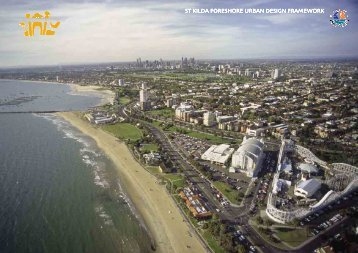 St Kilda Foreshore Urban Design Framework - City of Port Phillip