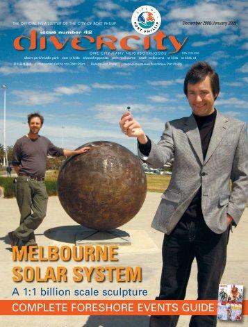 Melbourne solar systeM - City of Port Phillip