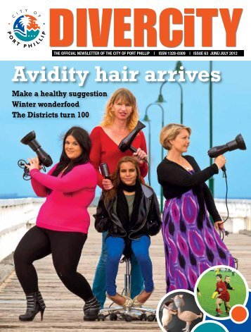 PDF Version Divercity Newsletter 63 June/July - City of Port Phillip