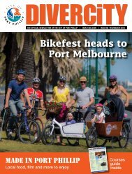 PDF Version of Divercity #66 February / March - City of Port Phillip