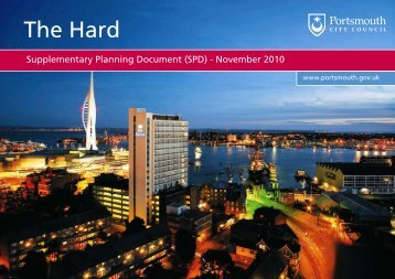 The Hard SPD (4.93 MB) - Portsmouth City Council