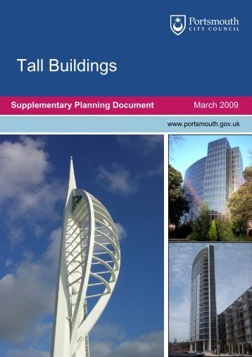 Tall Buildings - Portsmouth City Council