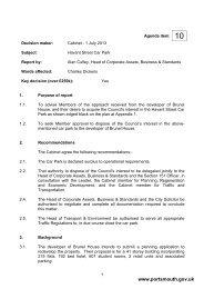 Item 10: Havant Street Car Park - Portsmouth City Council