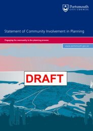 Engaging the community in the planning process