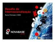 NOVABASE Nuno Forneas - aicep Portugal Global