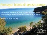 Portugal, bisnis di pesisir pantai - aicep Portugal Global