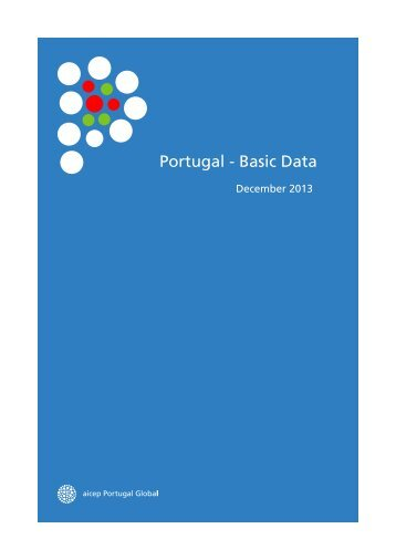 Portugal - Basic Data - aicep Portugal Global